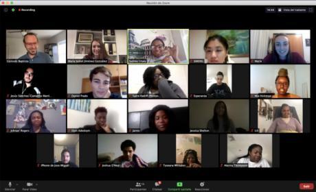 La UCLM y la State University of Maryland celebran un intercambio lingüístico virtual