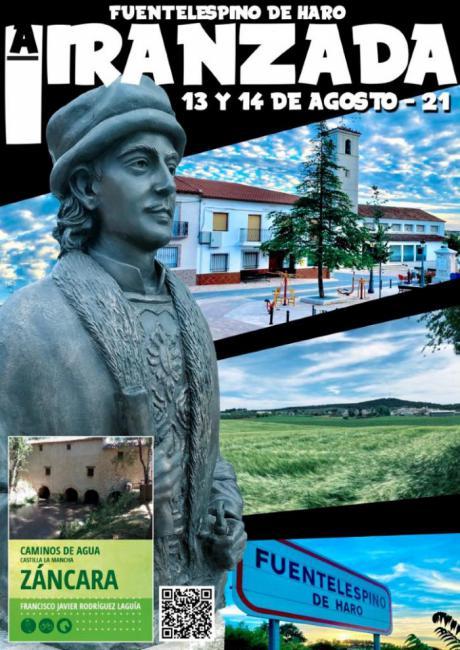 Ciclismo y senderismo, protagonistas de la 'I Iranzada' de Fuentelespino de Haro, en torno a la figura del Condestable