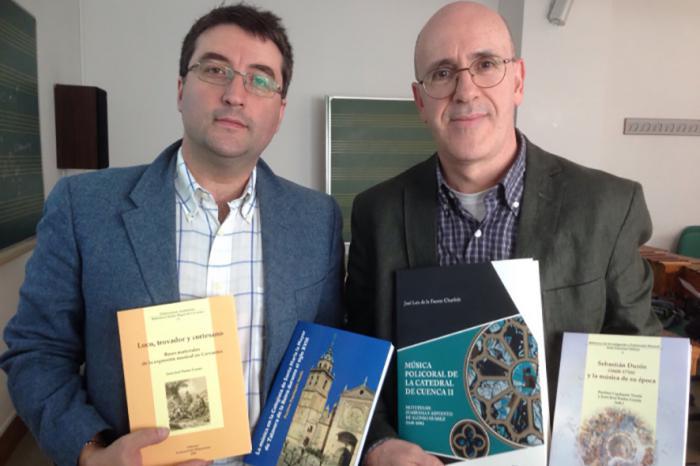 Dos colecciones de musicología de la UCLM se sitúan en los dos primeros puestos del Ranking de Calidad y Prestigio Editorial de España