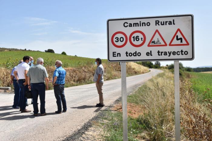 La Diputación llevará a cabo una ampliación de la CUV-2174 en el puente del río Jábaga con un presupuesto de 78.000 euros