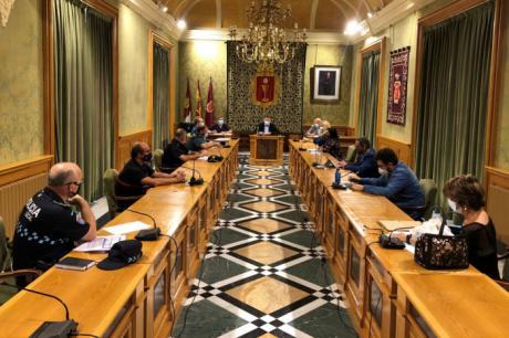 La Junta Local de Seguridad de San Mateo 2020 insta a la responsabilidad ante la no celebración de las fiestas