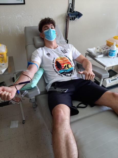 A Palos vuelve a lanzar la campaña de donación de sangre