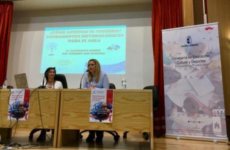 La Junta destaca el trabajo del Centro Regional de Formación del Profesorado para potenciar la formación docente