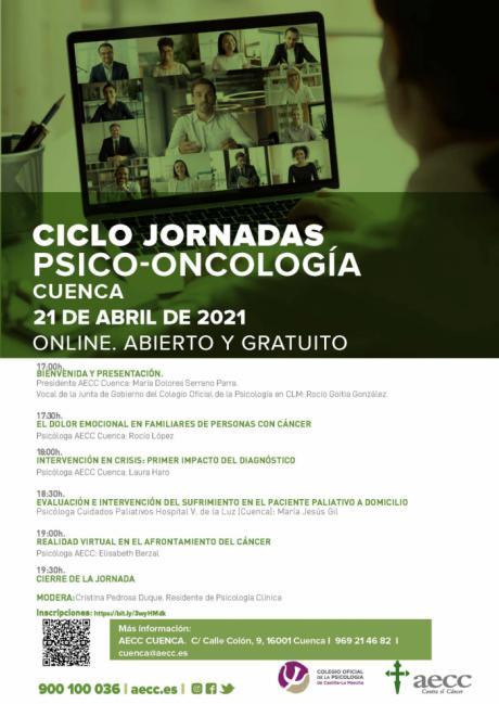 I Jornadas Psicooncología de la AECC y COP