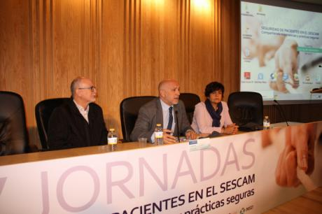 El Gobierno de Castilla-La Mancha pide colaboración a los profesionales sanitarios para poner en marcha la Estrategia de Seguridad del Paciente