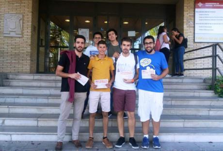 JSPCU presenta la campaña 'Bienvenido a la universidad'