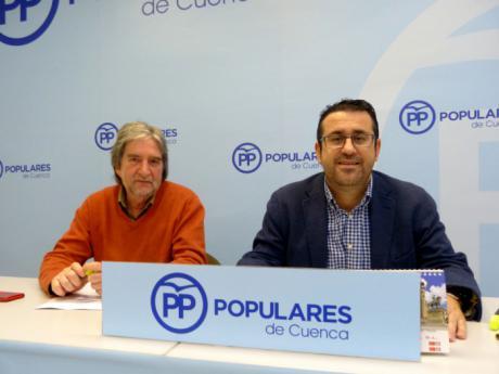 """Algaba: """"El Gobierno de Sánchez está agotando la herencia y la inercia positiva de las recetas económicas del Partido Popular"""""""