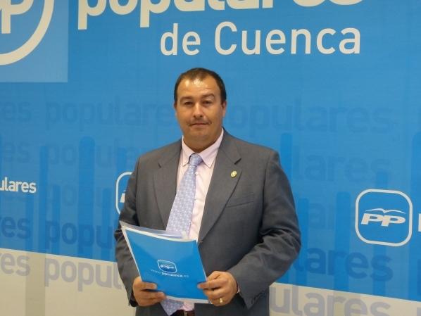 Nuevo ataque de Page al desarrollo rural de la provincia de Cuenca
