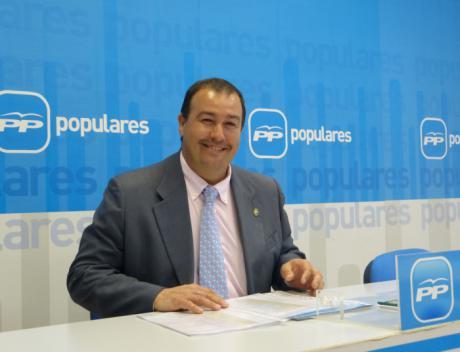 En imagen Javier López Salmerón