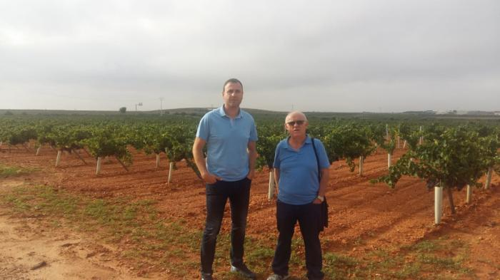 Unos 10.000 trabajadores del campo de la provincia de Cuenca tendrán incrementos salariales del 2 por ciento en 2018 y 2019