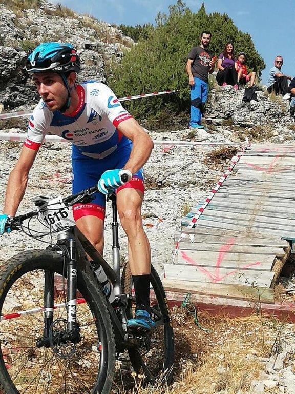 Fuentes acogía la decimocuarta carrera del XII Circuito MTB Diputación de Cuenca