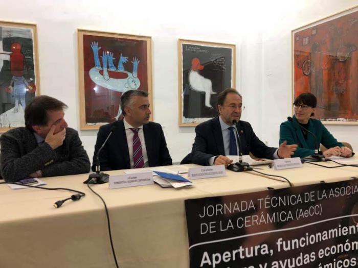 Cuenca se convierte en la capital de las Ciudades de la Cerámica con la celebración de una jornada técnica