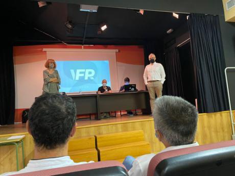 Se forman a docentes de 20 centros educativos de FP en el uso de simuladores de realidad virtual