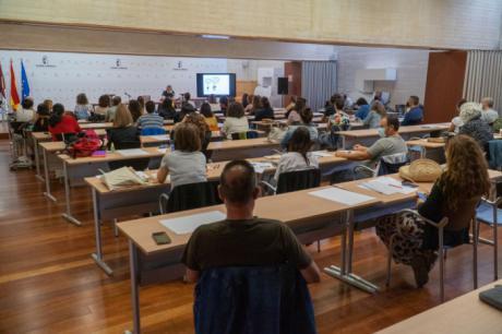 Un total de 130 docentes de Primaria y Secundaria participan en las 'V Jornadas de Arte y Educación'