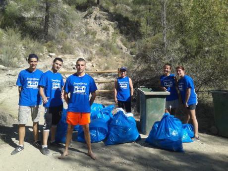 El Ayuntamiento de Enguídanos organiza unas jornadas de voluntariado ambiental