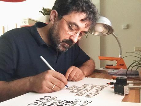 El artista jareño José Antonio Perona diseña el logo oficial de la ACDC