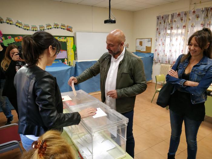 """José García Molina: """"En democracia se pueden perder unas elecciones, lo que no puede pasar es que en unas elecciones se pierda la democracia""""."""