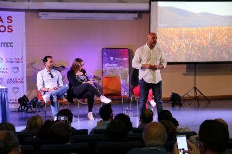 Unidas Podemos celebra el fin de la campaña electoral con un acto en Albacete