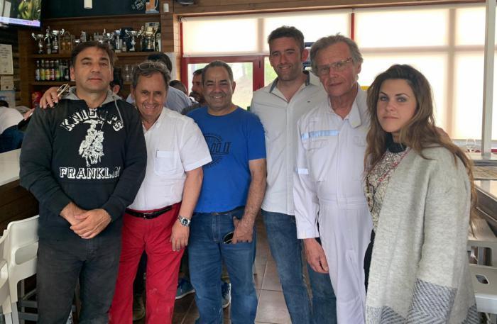 Martínez Orozco cree que la estrecha colaboración con TechnoKontrol se traducirá pronto en empleos en La Parrilla y su comarca
