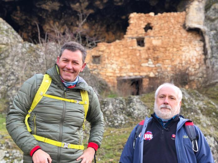 '80 cm' camina por la Serranía de Cuenca