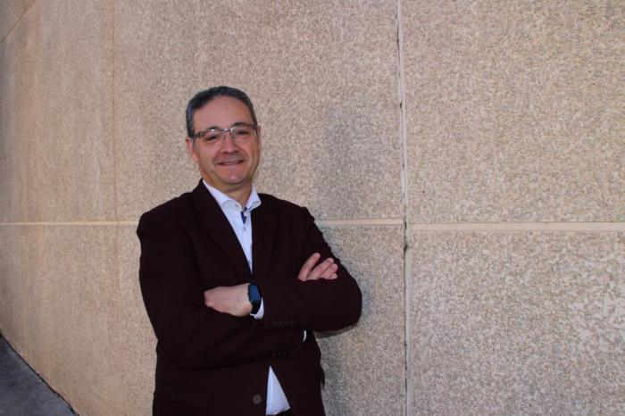 Juan Manuel Martínez Melero, concejal de Hacienda