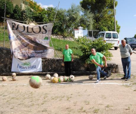 """El equipo de Cuenca se impone en Portilla en el estreno del XI Circuito de Bolos Diputación """"Serranía de Cuenca"""" 2018"""