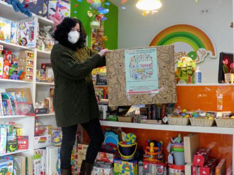 """Catorce establecimientos apoyan la recogida de juguetes """"Sus Derechos En Juego"""""""