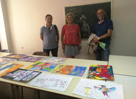 """Fallado el con concurso de pintura de """"Cuenca Abstracta"""""""