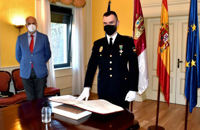 Toma posesión el nuevo oficial de la Comisaría Provincial de Policía Nacional