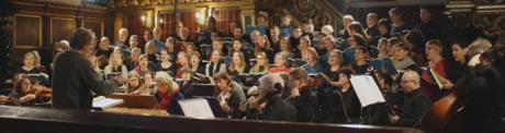 La Catedral pone el 'broche de oro' a su Semana Cultural con el prestigioso coro sueco St. Gertrud's Kantorei