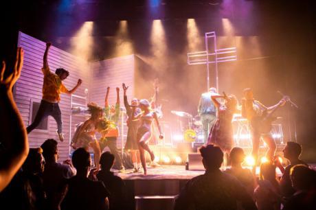 El musical La llamada llegara al Teatro-Auditorio con motivo de las Ferias y Fiestas de San Julián