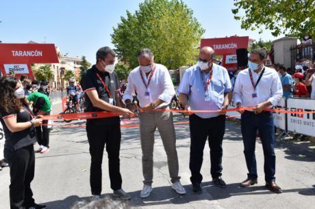 La llegada de La Vuelta a Tarancón ha sido un revulsivo económico para la comarca