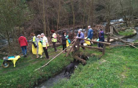 Cerca de 300 voluntarios castellanomanchegos caracterizan 2.466 residuos abandonados en entornos fluviales