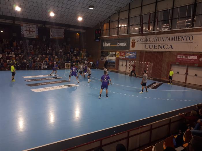 El Liberbank Cuenca hace historia de nuevo clasificándose para la Final8 de la Copa del Rey (33-28)