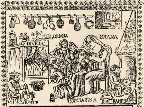 La prostitución en el Siglo XVI en las charlas de la RACAL