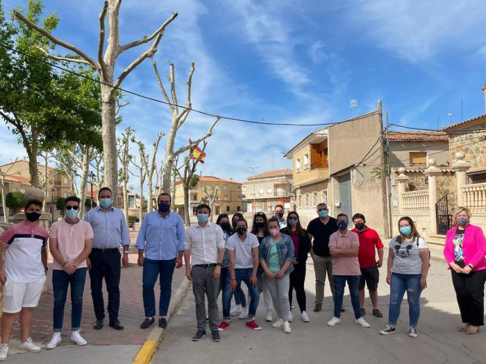 """Pérez Osma destaca el papel fundamental de la juventud para revitalizar el mundo rural y pide """"más trabajo y apoyo para quienes quieren seguir viviendo en sus pueblos"""""""