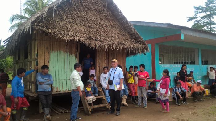 El Obispado de Cuenca dona 10.000 € para ayudar a mitigar el impacto del COVID-19 en los indígenas de la Amazonia peruana del Vicariato de Yurimaguas