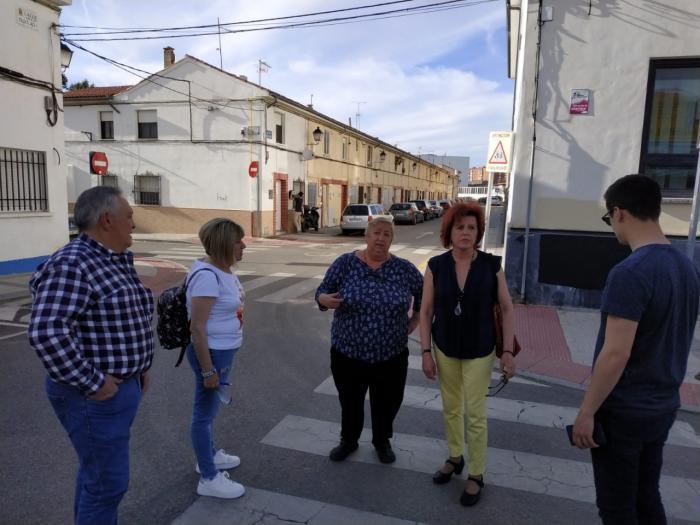 """Mª Ángeles García: """"Es necesario coordinar eventos y espacios para mayores por toda la ciudad"""""""