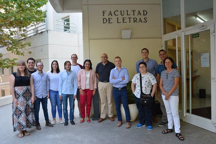 La UCLM recibe a los profesores lectores del programa Aprende Lenguas en tu Campus