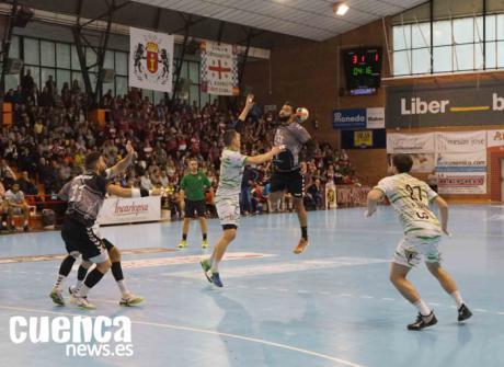 El Liberbank Cuenca renueva al lateral Thiago Alves por una temporada más