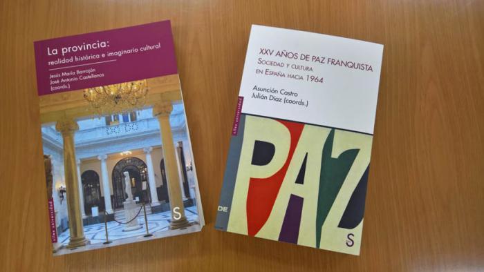 El Grupo de Investigación en Estudios Históricos y Culturales Contemporáneos de la UCLM publica dos nuevas obras