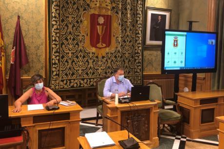 El Ayuntamiento pone en marcha el servicio de comunicación de incidencias Línea Verde a través de una app móvil