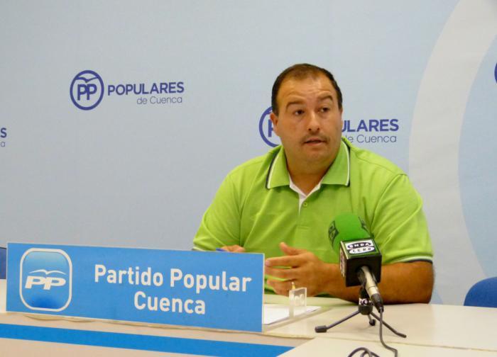 """Salmerón critica el cinismo y el oportunismo del Gobierno de Page, """"que utiliza la pesca a su antojo para sacar rédito político"""""""