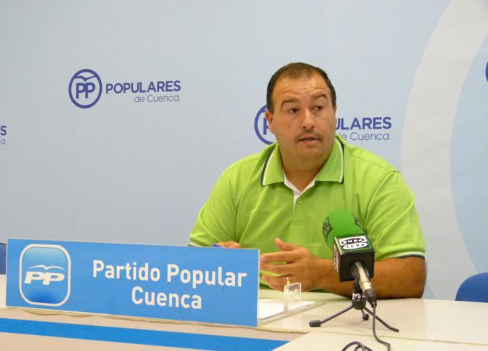 Salmerón pregunta a Sahuquillo por qué el PSOE ha traicionado al mundo rural votando en contra de la modificación de la Ley de Patrimonio Natural y Biodiversidad