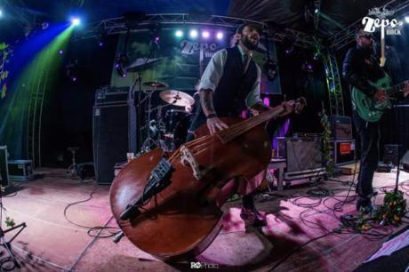 El terremoto musical del Zeporock sacude La Mancha