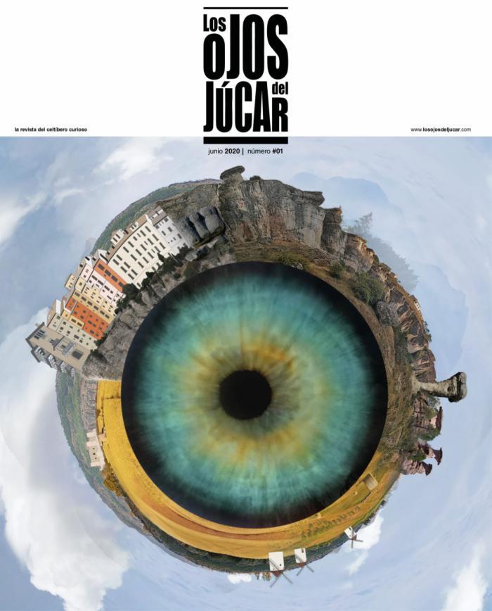 """Nace """"Los Ojos del Júcar"""", la revista del celtíbero curioso"""