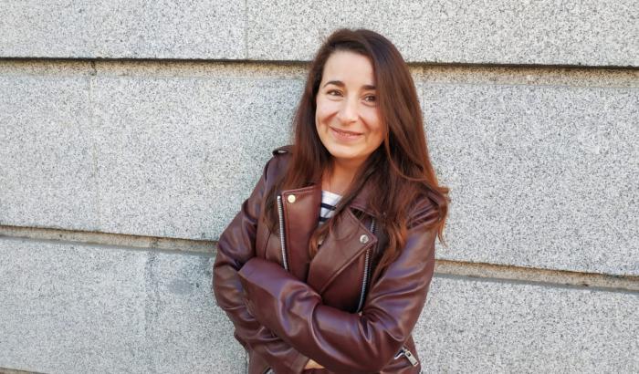 En imagen Lourdes López