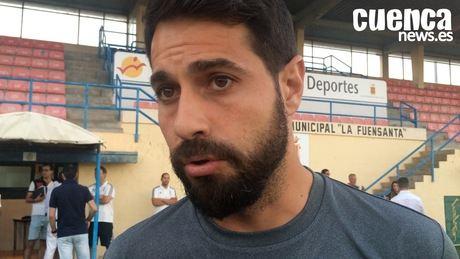 Valoración de Luis Ayllón tras el encuentro contra el Real Madrid Castilla