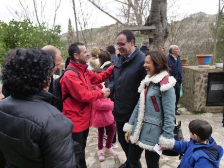 Luz Moya destaca el valor de las tradiciones y anima a los conquenses a participar en ellas y transmitirlas