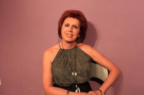 En imagen Mª Ángeles García Jiménez